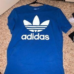 Adidas Shirt & Joggers